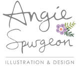 Angie Spurgeon Illustration and Design