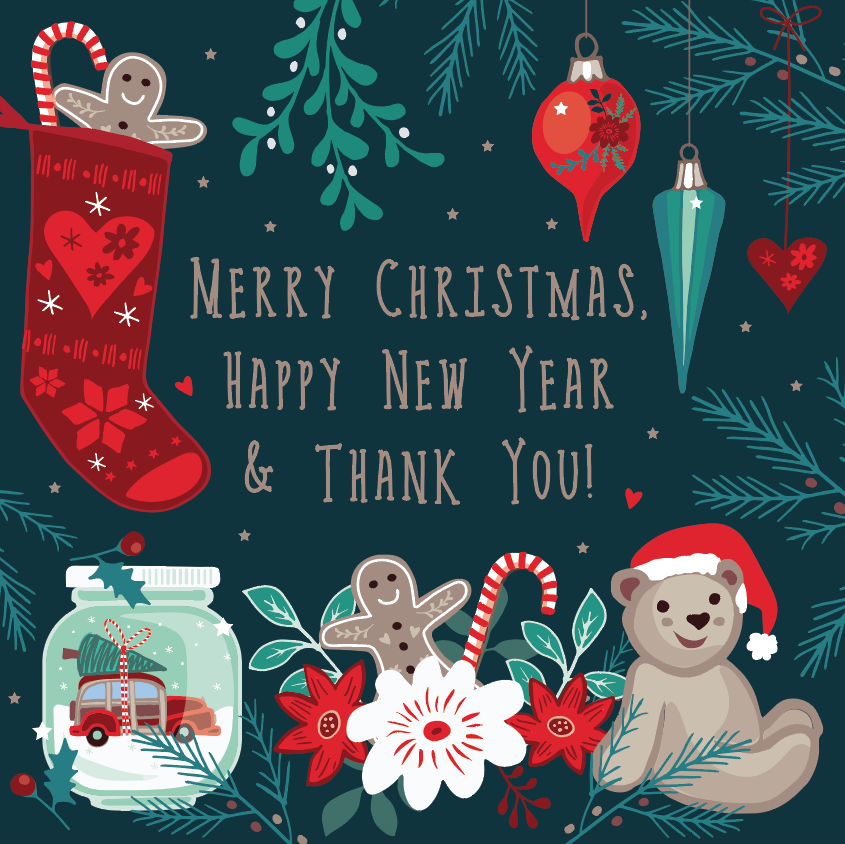 Image result for merry christmas and new years